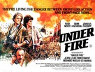 Under Fire - British Movie Poster (xs thumbnail)