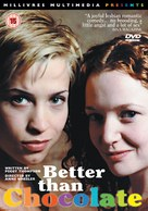 Better Than Chocolate - British Movie Cover (xs thumbnail)