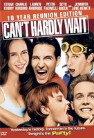 Can't Hardly Wait - DVD cover (xs thumbnail)