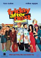 Friday After Next - Danish DVD cover (xs thumbnail)