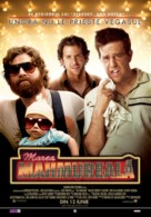 The Hangover - Romanian Movie Poster (xs thumbnail)
