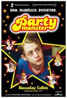 Party Monster - Brazilian poster (xs thumbnail)
