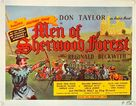 The Men of Sherwood Forest - Movie Poster (xs thumbnail)