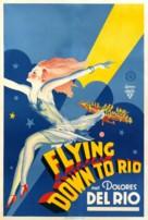 Flying Down to Rio - Dutch Movie Poster (xs thumbnail)