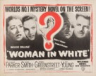 The Woman in White - Movie Poster (xs thumbnail)
