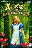 Alice Through the Looking Glass - British DVD movie cover (xs thumbnail)