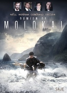 Molokai: The Story of Father Damien - French DVD cover (xs thumbnail)