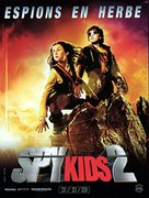 Spy Kids 2 - French Movie Poster (xs thumbnail)