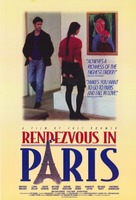 Les rendez-vous de Paris - Movie Poster (xs thumbnail)