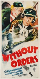 Without Orders - Movie Poster (xs thumbnail)