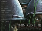 The Thin Red Line - British Movie Poster (xs thumbnail)