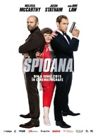 Spy - Romanian Movie Poster (xs thumbnail)