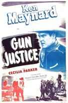 Gun Justice - Movie Poster (xs thumbnail)