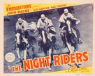 The Night Riders - Movie Poster (xs thumbnail)