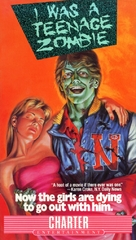 I Was a Teenage Zombie - VHS cover (xs thumbnail)