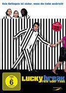Lucky Break - German DVD cover (xs thumbnail)