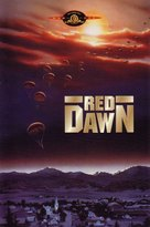 Red Dawn - VHS movie cover (xs thumbnail)