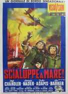 Away All Boats - Italian Movie Poster (xs thumbnail)