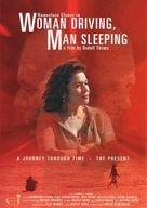 Frau fährt, Mann schläft - Zeitreisen: Die Gegenwart - British Movie Poster (xs thumbnail)