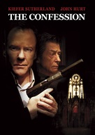 """""""The Confession"""" - DVD movie cover (xs thumbnail)"""