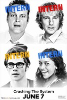 The Internship - Movie Poster (xs thumbnail)