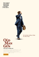 Old Man and the Gun - Australian Movie Poster (xs thumbnail)