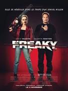 Freaky - French Movie Poster (xs thumbnail)