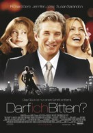 Shall We Dance - German Movie Poster (xs thumbnail)
