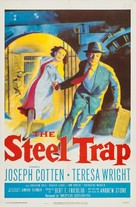 The Steel Trap - Movie Poster (xs thumbnail)