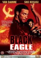 Black Eagle - Danish DVD movie cover (xs thumbnail)