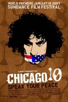 Chicago 10 - Movie Poster (xs thumbnail)