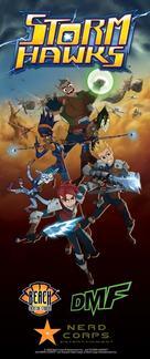 """Storm Hawks"" - Movie Poster (xs thumbnail)"