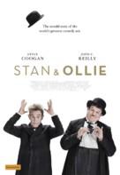 Stan & Ollie - Australian Movie Poster (xs thumbnail)