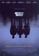 Mystic River - Spanish Movie Poster (xs thumbnail)