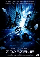 The Happening - Polish Movie Cover (xs thumbnail)
