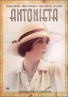 Antonieta - DVD movie cover (xs thumbnail)