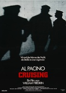 Cruising - German Movie Poster (xs thumbnail)