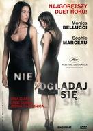 Ne te retourne pas - Polish Movie Cover (xs thumbnail)