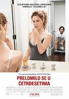 This Is 40 - Croatian Movie Poster (xs thumbnail)