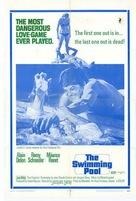 La piscine - Movie Poster (xs thumbnail)