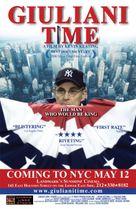 Giuliani Time - poster (xs thumbnail)