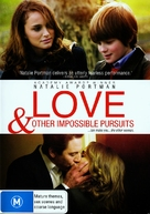 Love and Other Impossible Pursuits - Australian DVD cover (xs thumbnail)