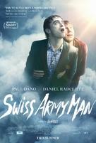 Swiss Army Man - Movie Poster (xs thumbnail)