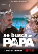 Se busca papá - Mexican Movie Poster (xs thumbnail)