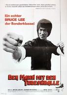 Enter The Dragon - German Movie Poster (xs thumbnail)