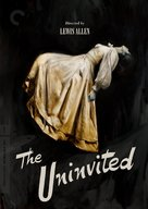 The Uninvited - DVD cover (xs thumbnail)