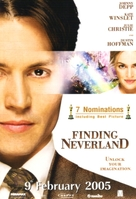 Finding Neverland - Thai Movie Poster (xs thumbnail)