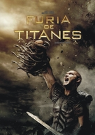 Clash of the Titans - Argentinian Movie Cover (xs thumbnail)