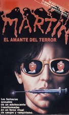 Martin - Argentinian VHS cover (xs thumbnail)