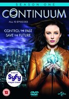 """Continuum"" - British DVD cover (xs thumbnail)"